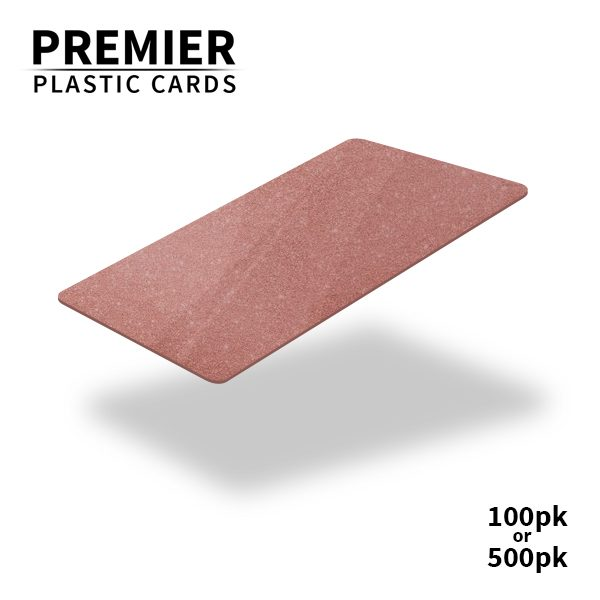 Premier Bronze Plastic Cards
