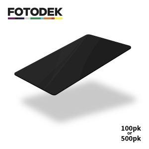 Fotodek Premium Black Cards