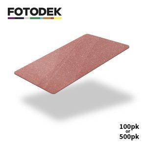 Fotodek Premium Bronze Cards