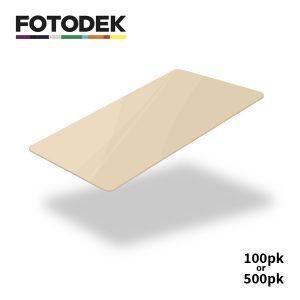 Fotodek Premium Cream Cards