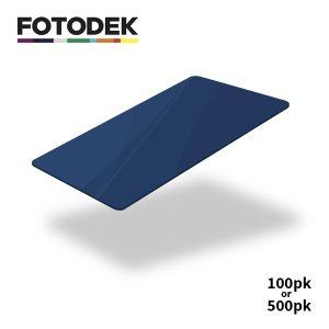 Fotodek Premium Dark Blue Cards