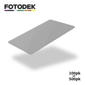 Fotodek Premium Grey Cards