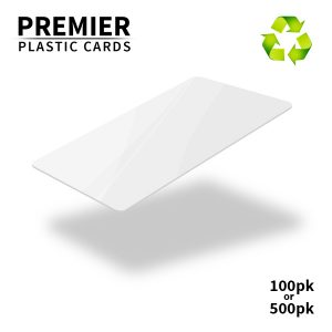 Premier Biodegradable White Cards