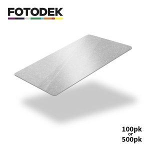 Fotodek Premium Silver Cards