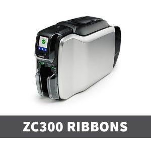 Zebra ZC300 Ribbons