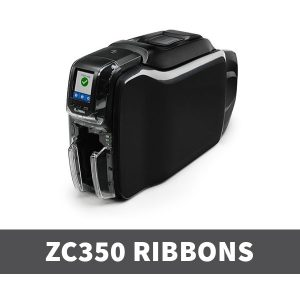 Zebra ZC350 Ribbons