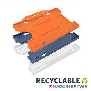 Rigid Recyclable Card Holder