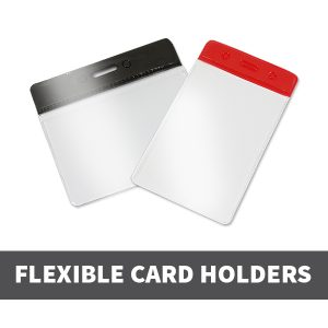 Flexible Card Holders