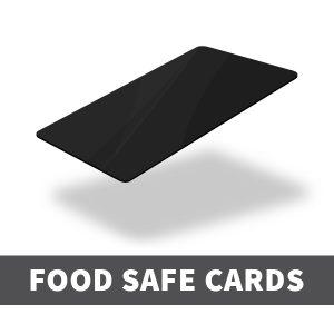 Food Safe Cards