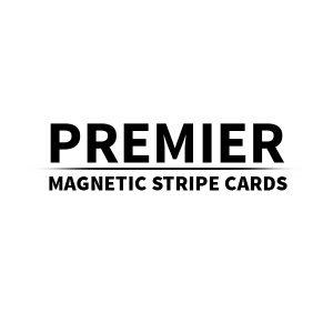 Premier Magnetic Stripe Cards