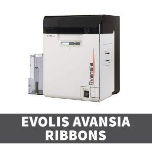 Evolis Avansia Ribbons