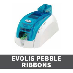 Evolis Pebble Ribbons