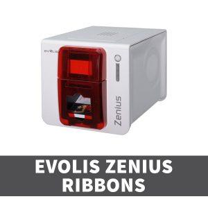 Evolis Zenius Ribbons