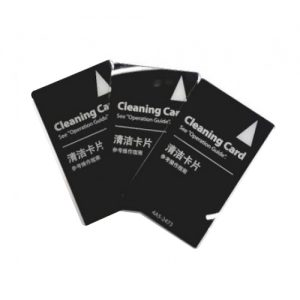NiSCA PR-C101 Cleaning Cards