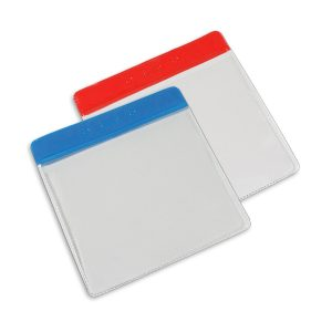 Flexible Large Visitor Pass Holder
