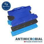 Double Sided Antimicrobial Card Holder