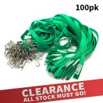 Bright Green 7mm MC Clearance