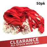 Red 10mm Clearance