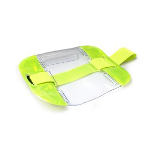 high visibility flexible arm band
