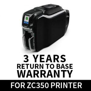 zc350 3 years extended warranty