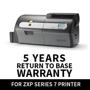 zxp7 5 year warranty