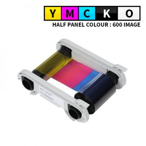 Evolis Primacy Half Panel Colour Ribbon