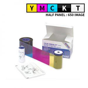Datacard SP25 SP55 SP75 Half Panel Colour Ribbon
